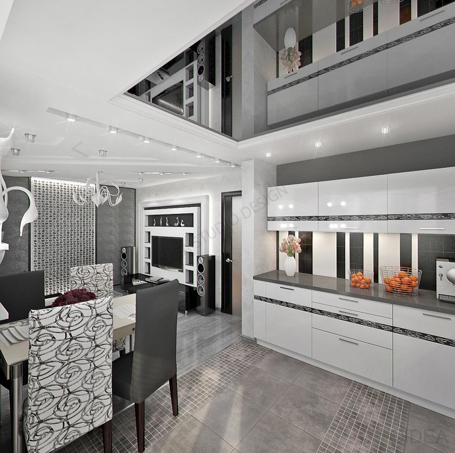Дизайн студия IDEA интерьер-592