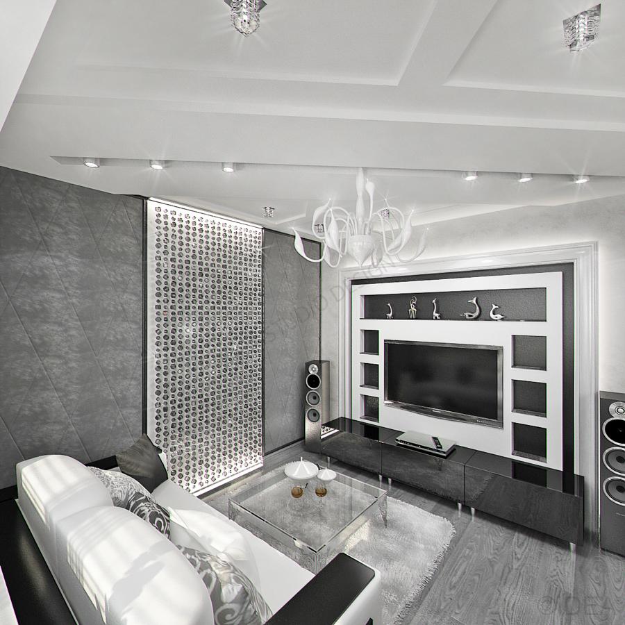 Дизайн студия IDEA интерьер-594