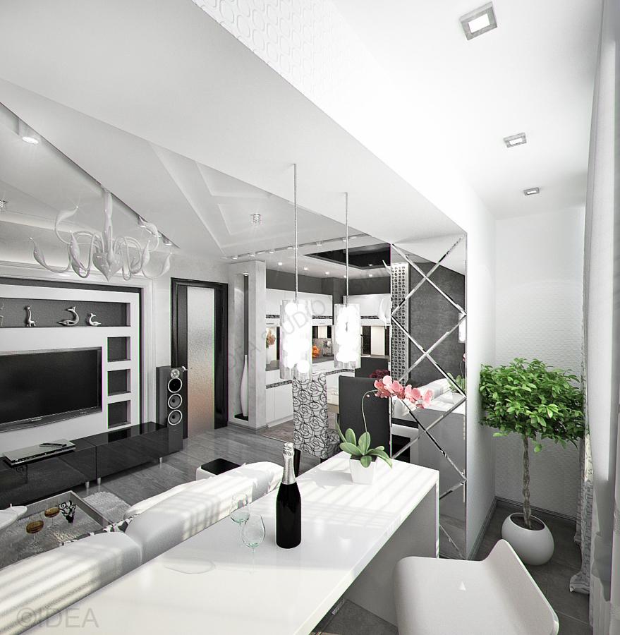 Дизайн студия IDEA интерьер-597
