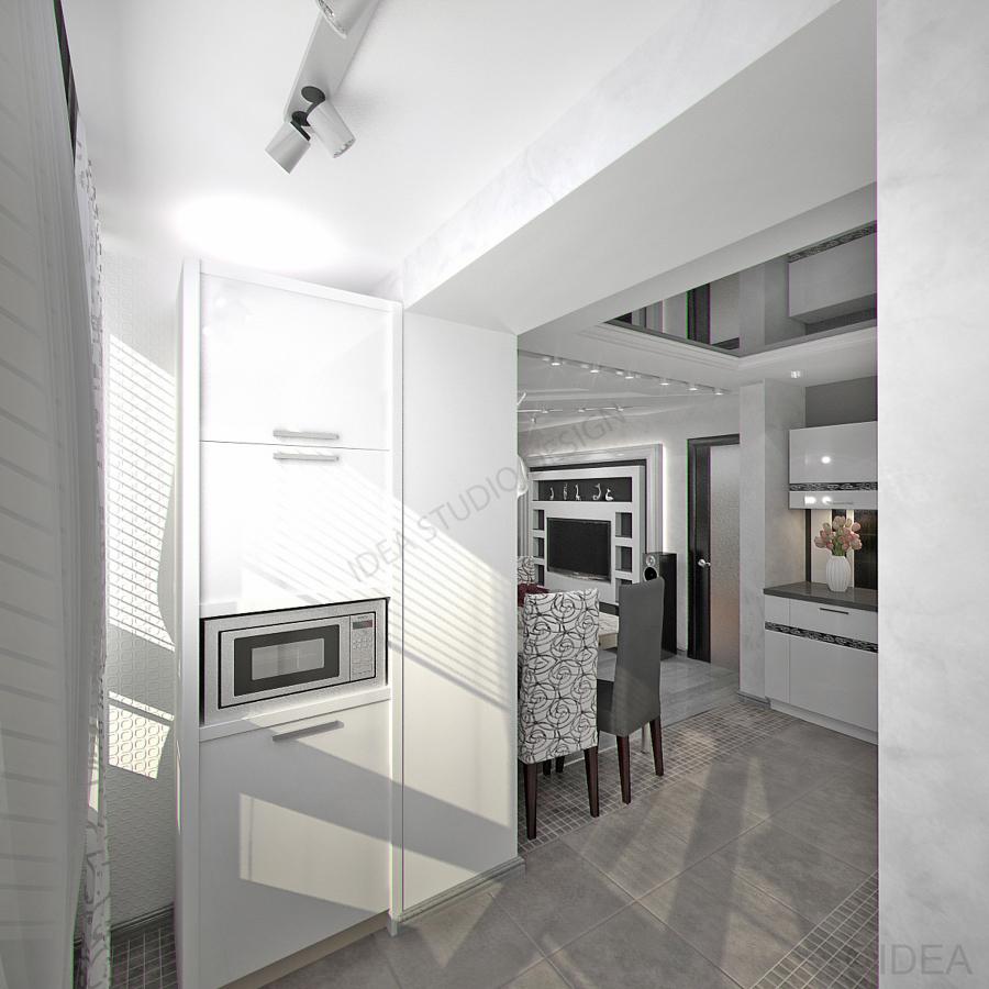 Дизайн студия IDEA интерьер-599