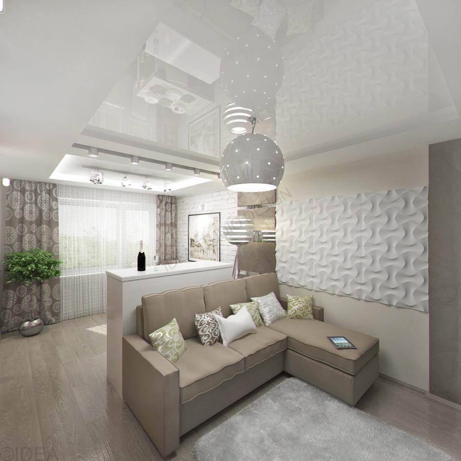 Дизайн студия IDEA интерьер-603