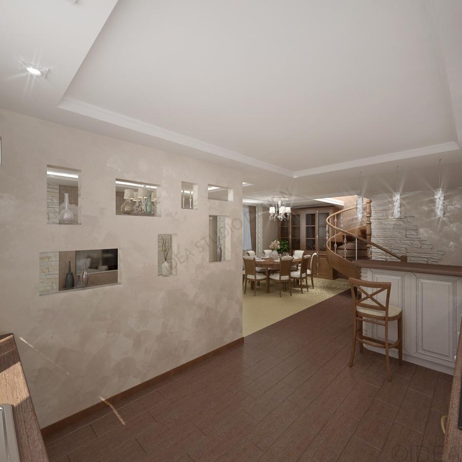 Дизайн студия IDEA интерьер-616