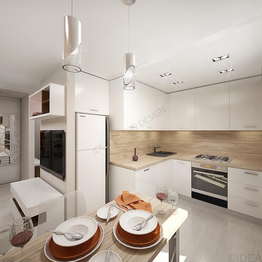Дизайн студия IDEA интерьер-621