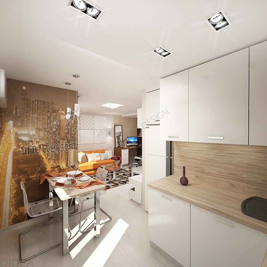 Дизайн студия IDEA интерьер-623