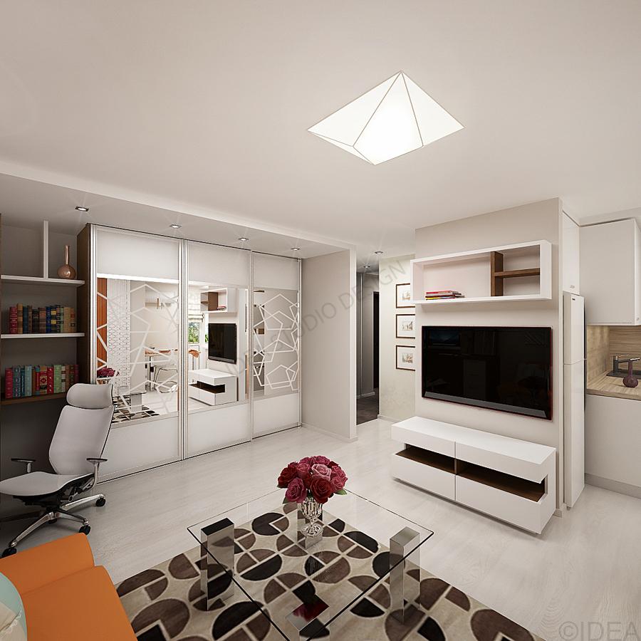 Дизайн студия IDEA интерьер-625