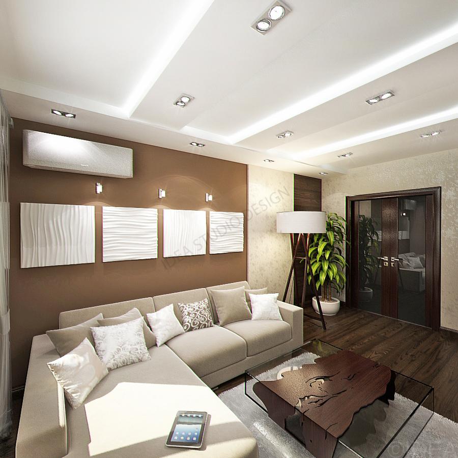 Дизайн студия IDEA интерьер-63