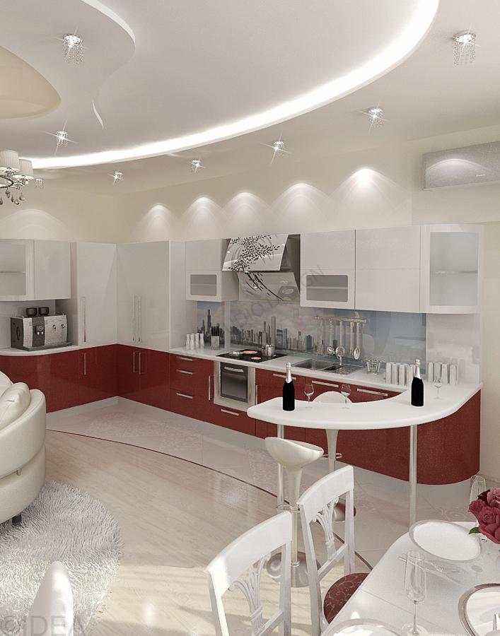 Дизайн студия IDEA интерьер-634