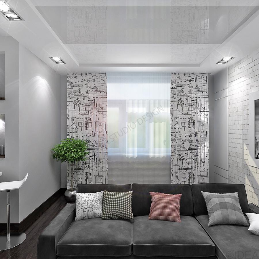 Дизайн студия IDEA интерьер-635