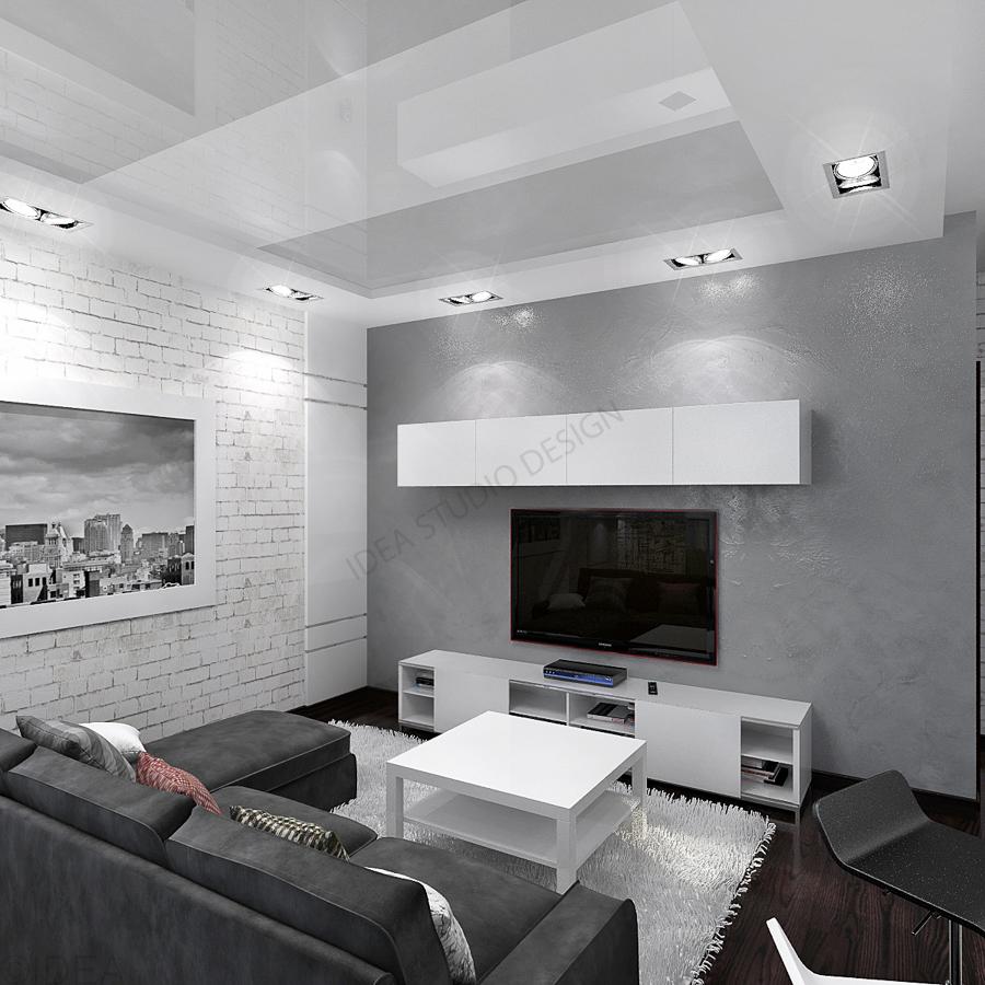 Дизайн студия IDEA интерьер-636