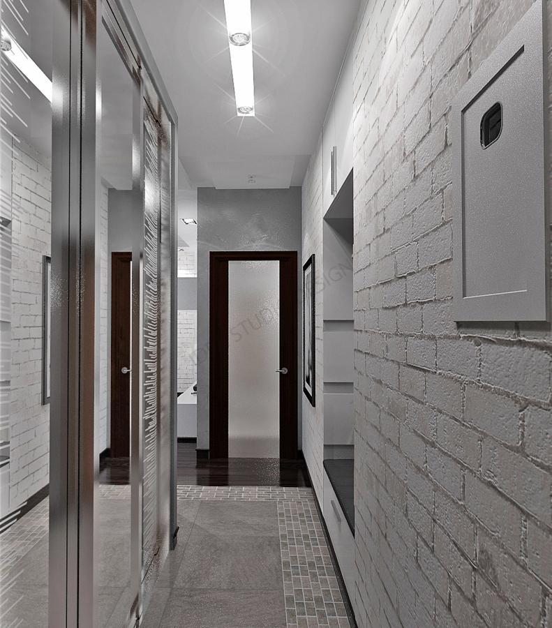 Дизайн студия IDEA интерьер-637
