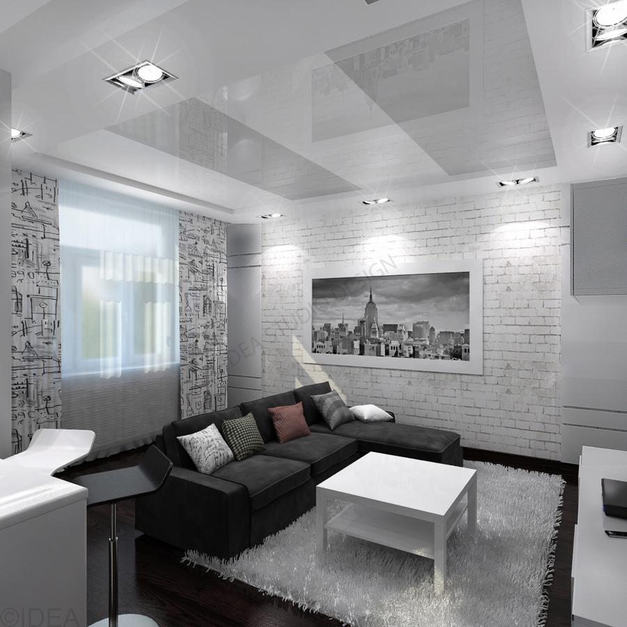 Дизайн студия IDEA интерьер-640