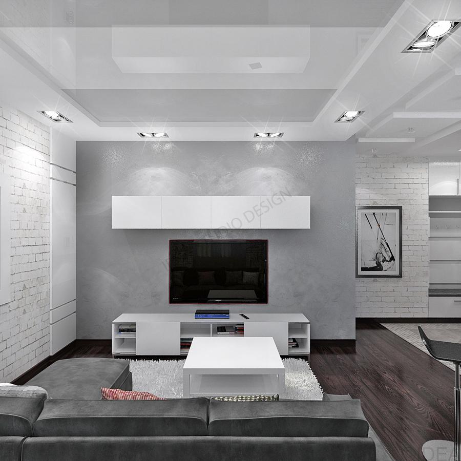Дизайн студия IDEA интерьер-641