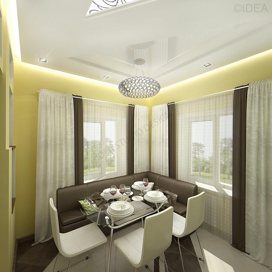 Дизайн студия IDEA интерьер-652