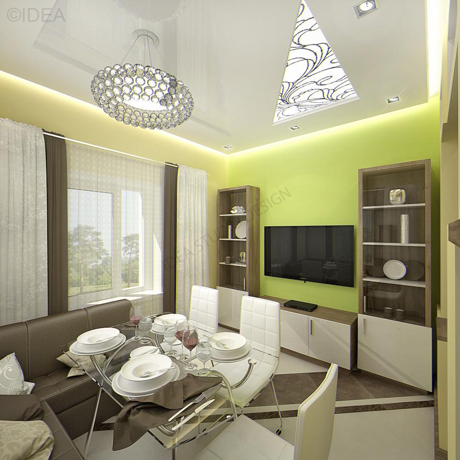 Дизайн студия IDEA интерьер-653