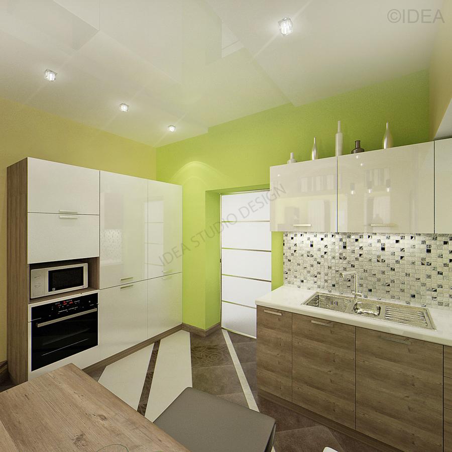 Дизайн студия IDEA интерьер-659