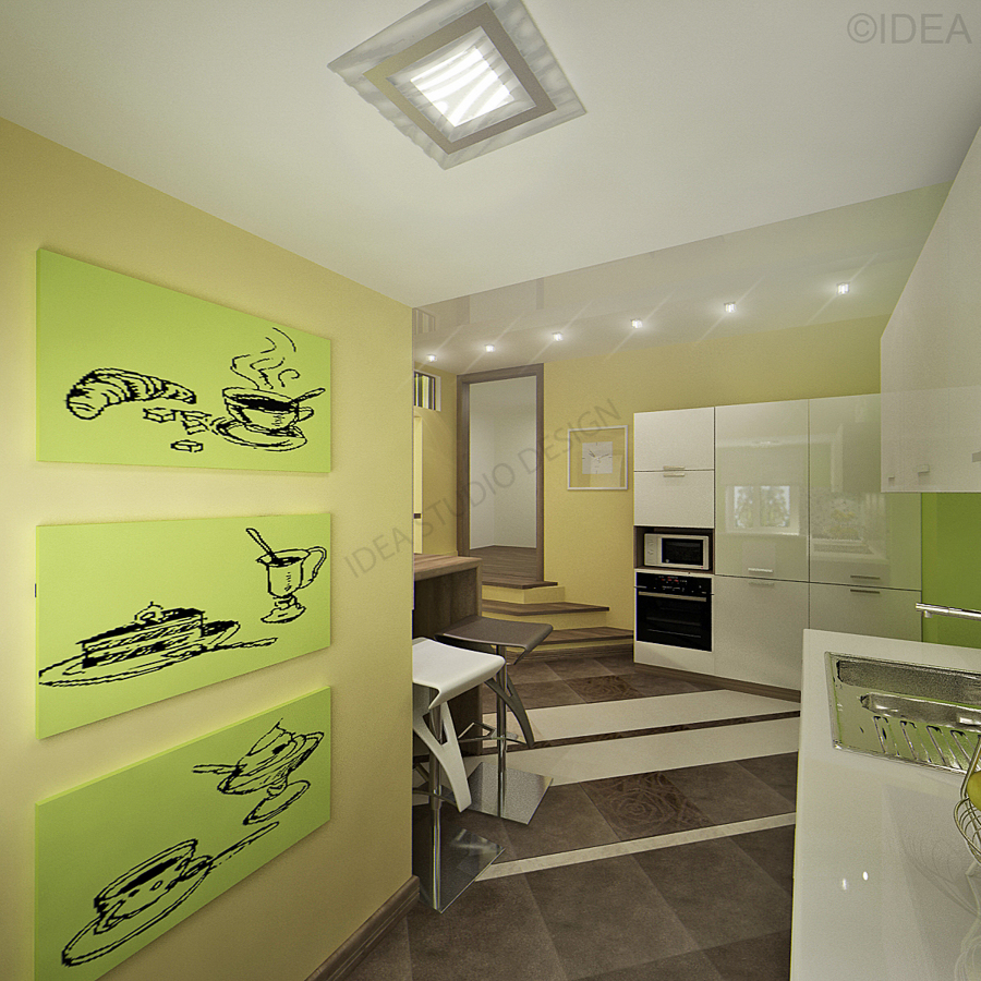 Дизайн студия IDEA интерьер-660