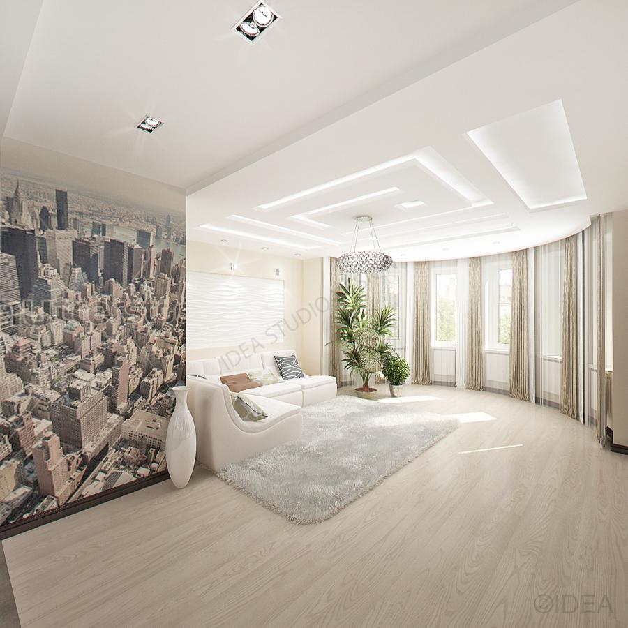 Дизайн студия IDEA интерьер-661