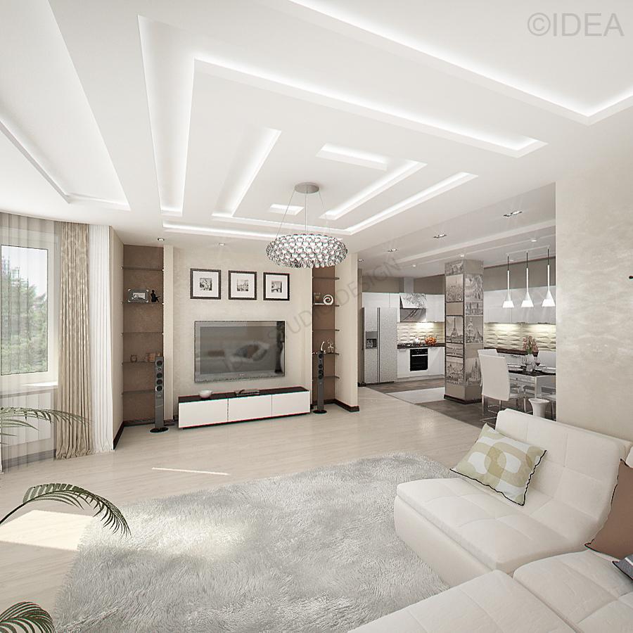 Дизайн студия IDEA интерьер-662