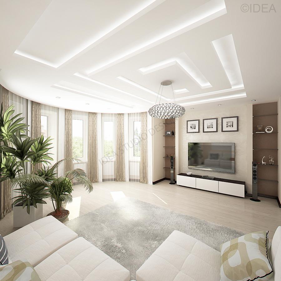 Дизайн студия IDEA интерьер-663