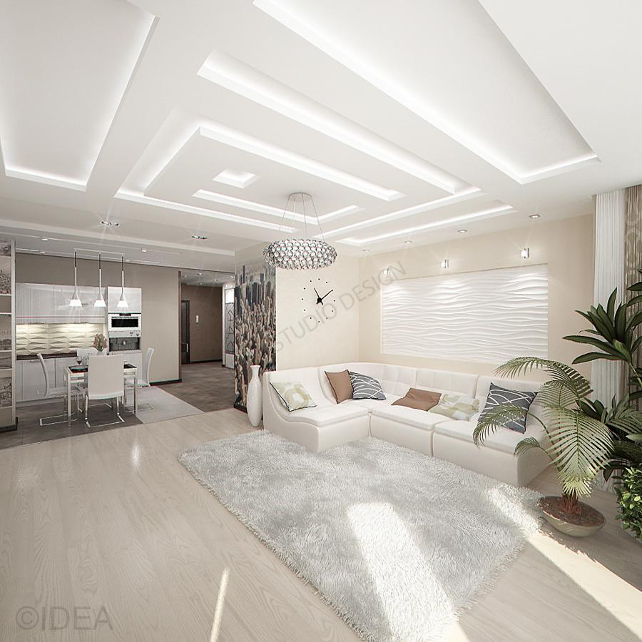 Дизайн студия IDEA интерьер-670