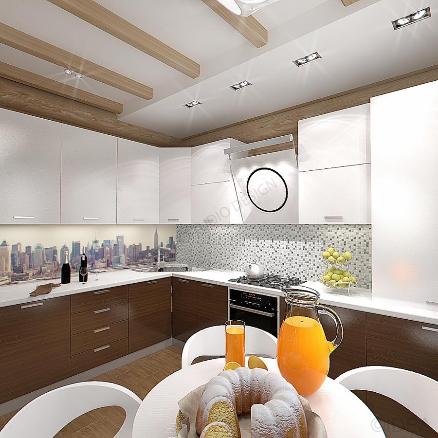 Дизайн студия IDEA интерьер-676