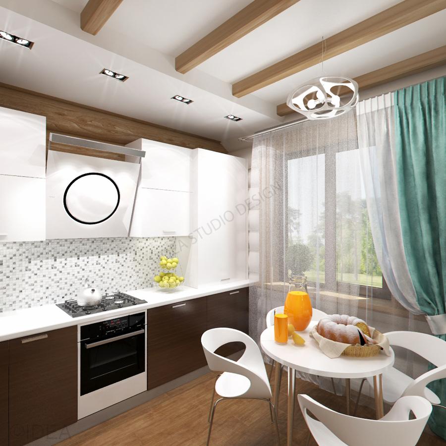 Дизайн студия IDEA интерьер-677