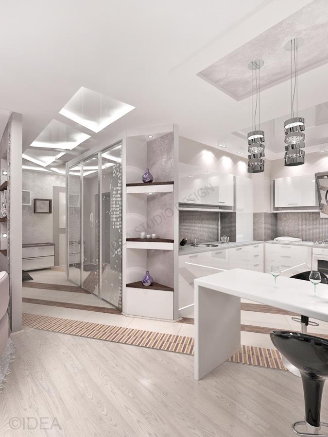 Дизайн студия IDEA интерьер-686