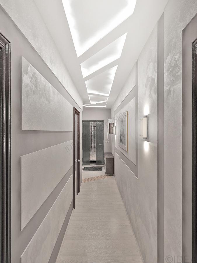 Дизайн студия IDEA интерьер-689
