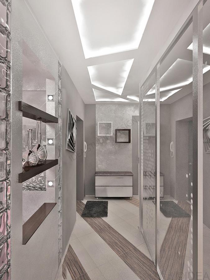 Дизайн студия IDEA интерьер-691