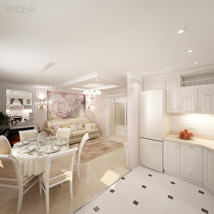 Дизайн студия IDEA интерьер-707