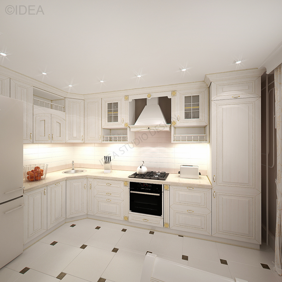 Дизайн студия IDEA интерьер-709
