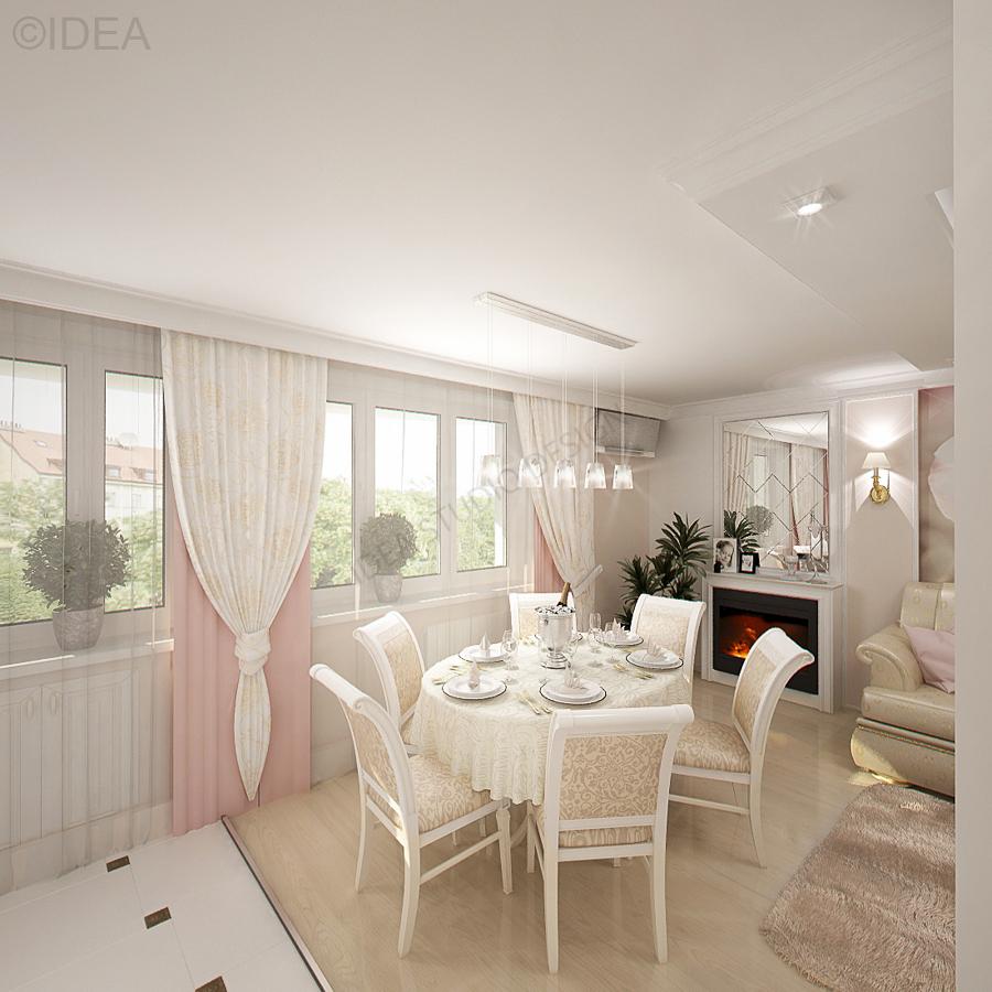 Дизайн студия IDEA интерьер-710