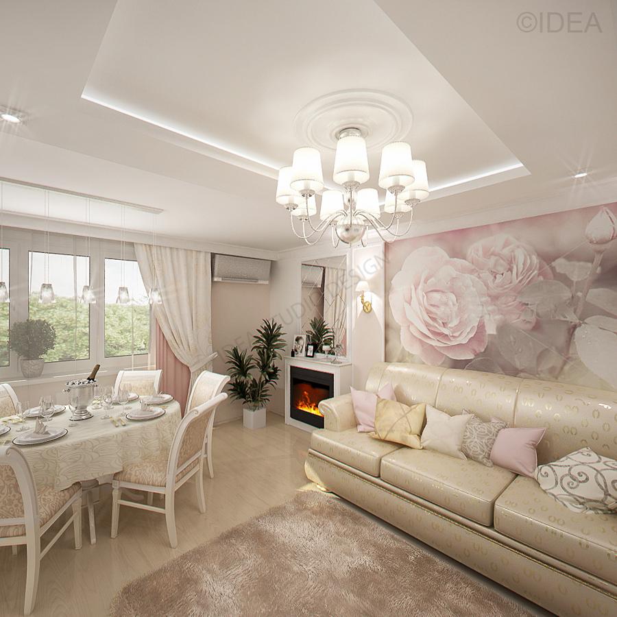 Дизайн студия IDEA интерьер-711