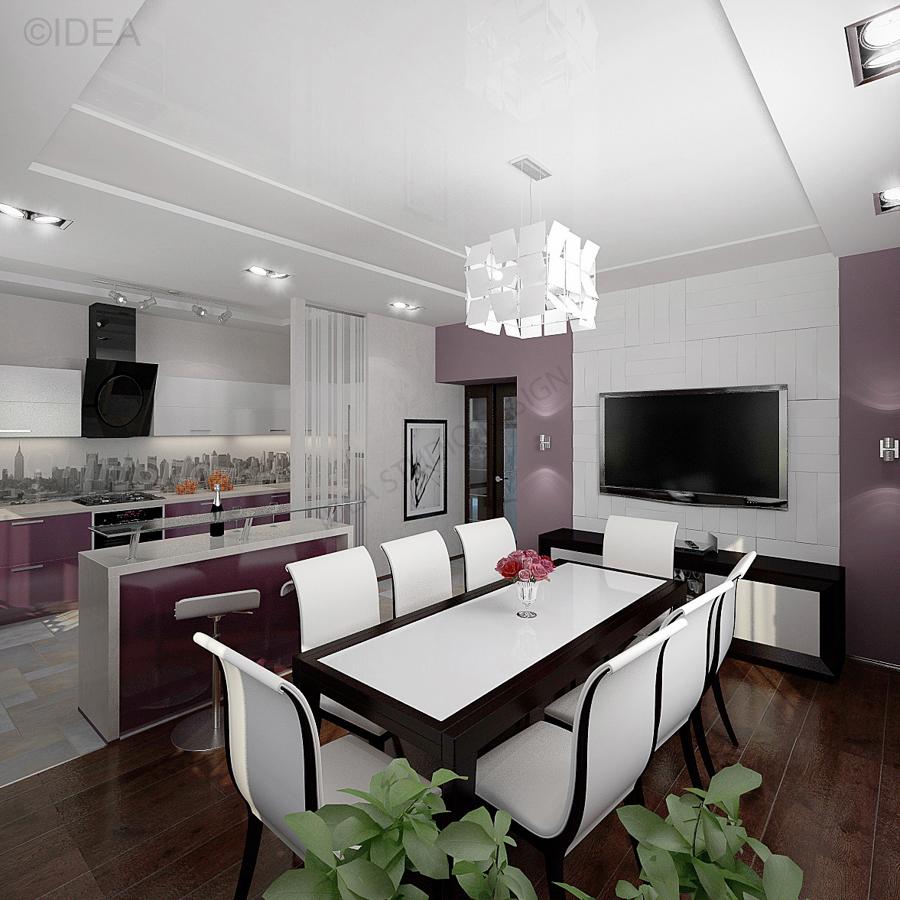 Дизайн студия IDEA интерьер-715