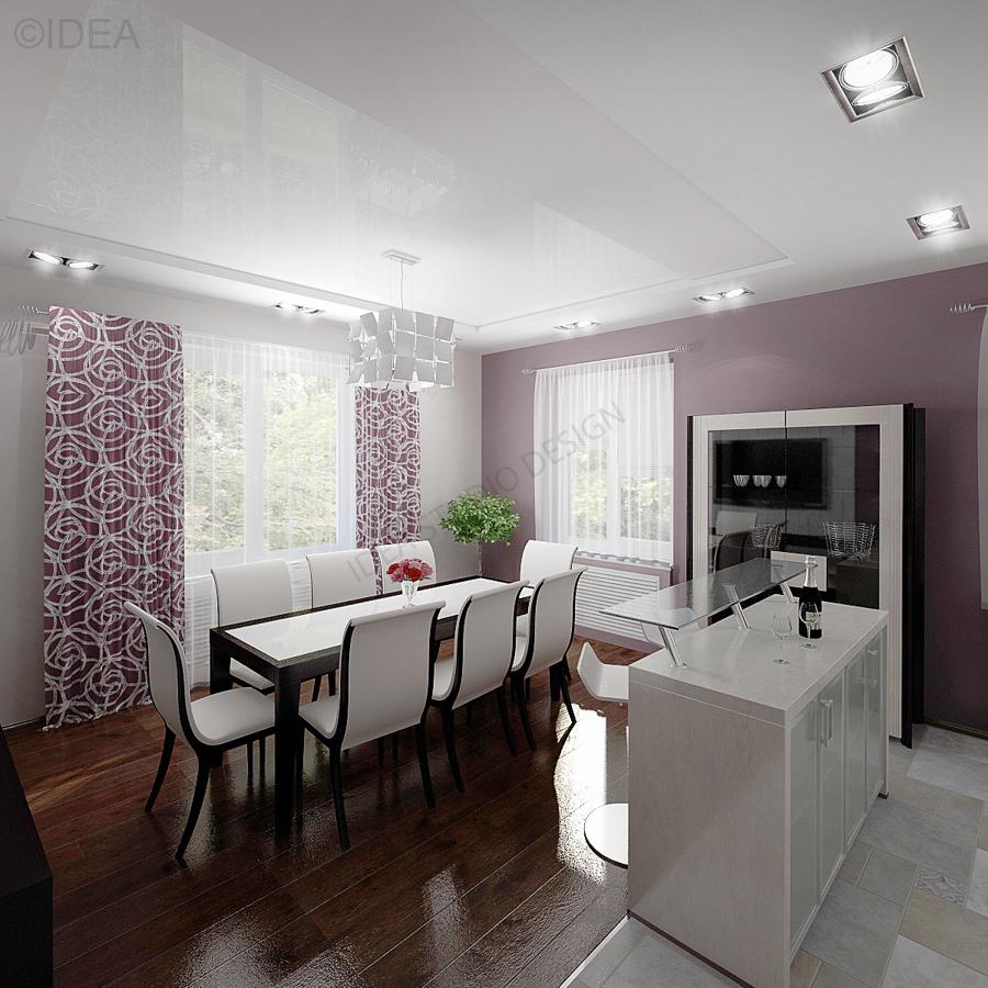 Дизайн студия IDEA интерьер-716