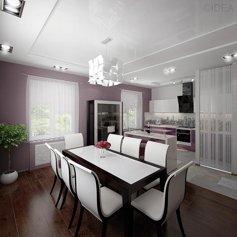 Дизайн студия IDEA интерьер-717