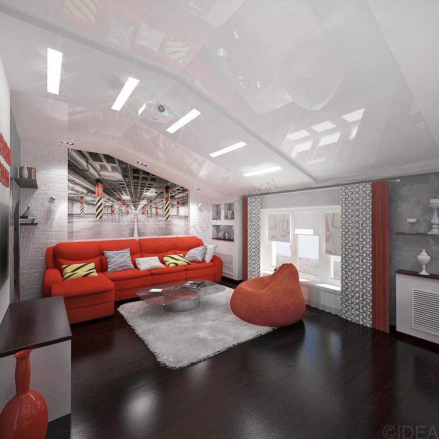Дизайн студия IDEA интерьер-72
