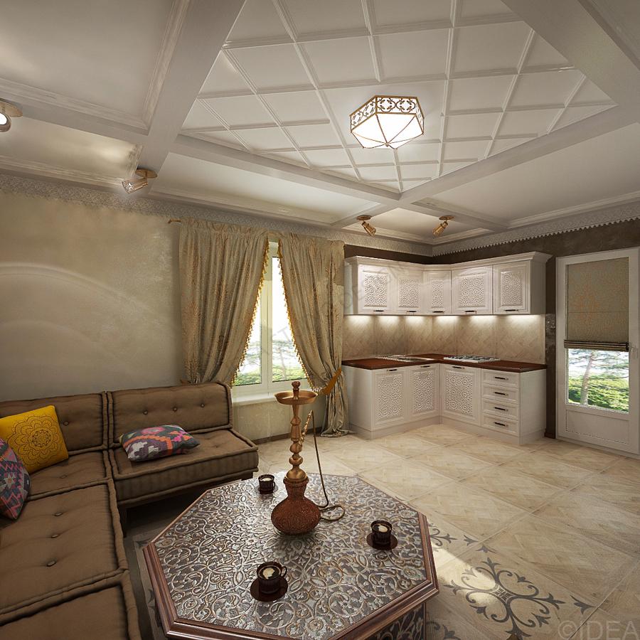 Дизайн студия IDEA интерьер-787