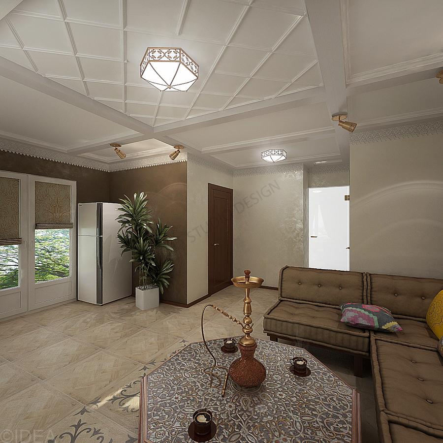 Дизайн студия IDEA интерьер-788