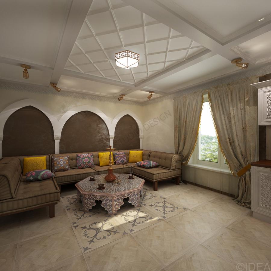 Дизайн студия IDEA интерьер-790