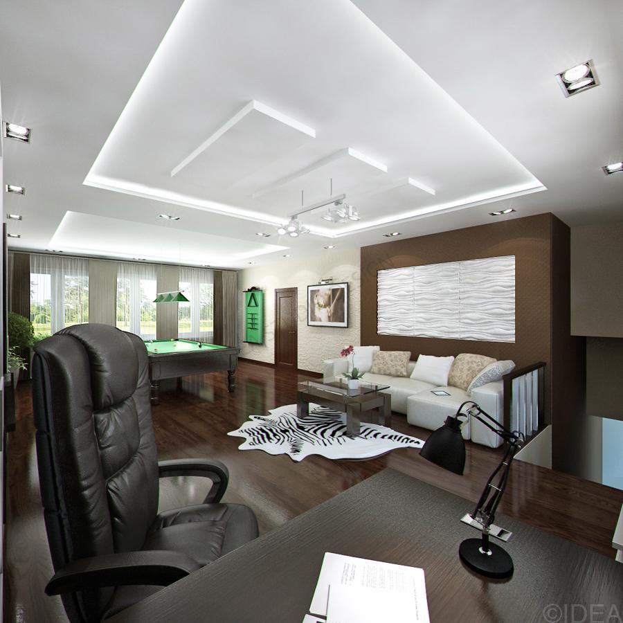 Дизайн студия IDEA интерьер-796