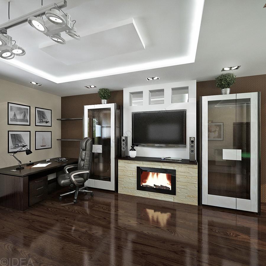 Дизайн студия IDEA интерьер-799