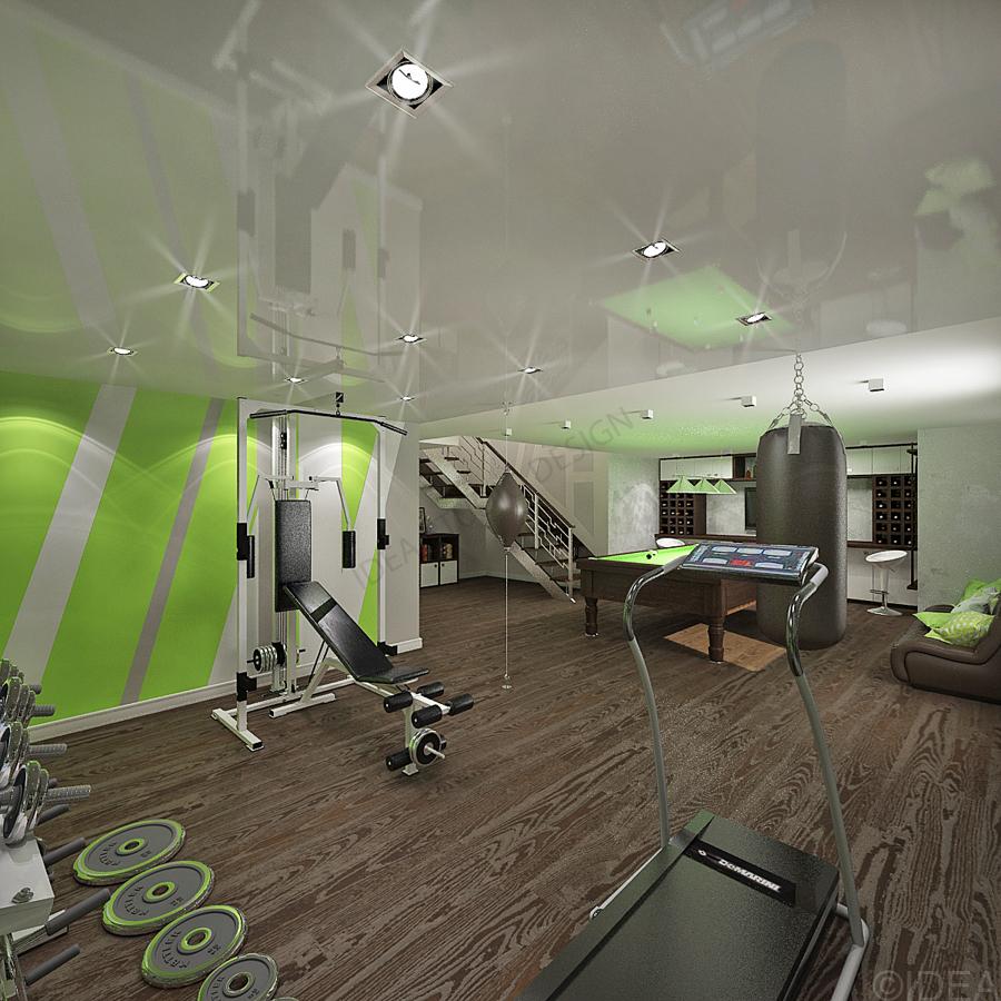 Дизайн студия IDEA интерьер-807