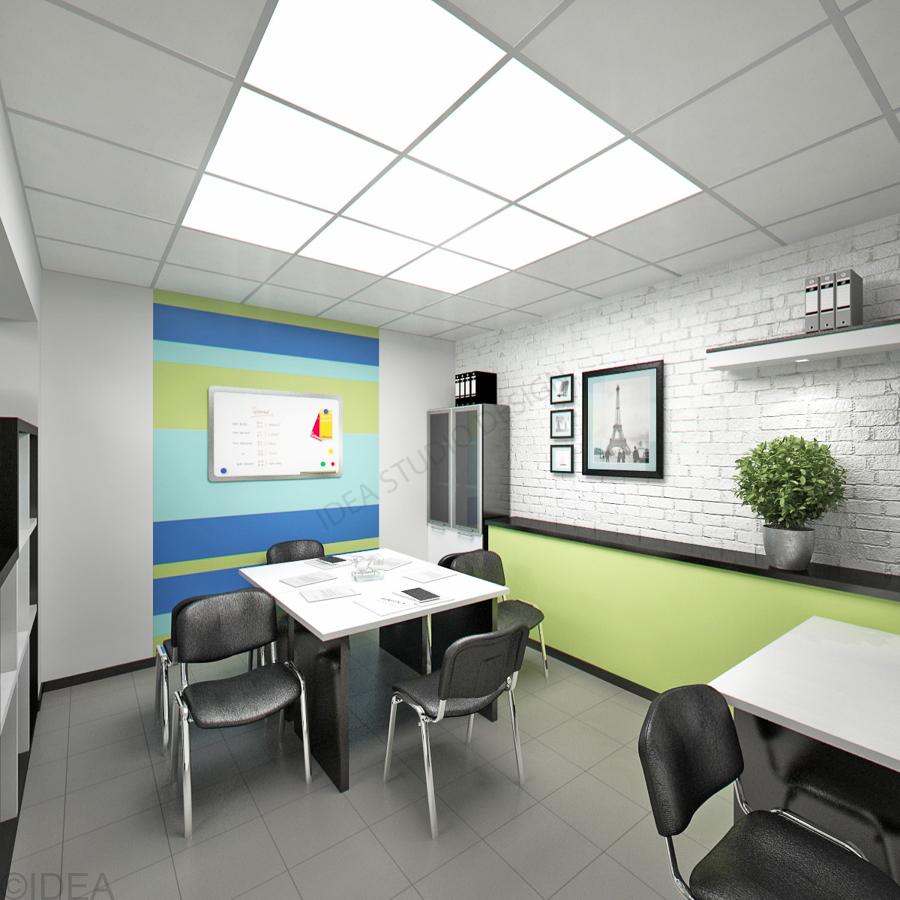 Дизайн студия IDEA интерьер общественный-120