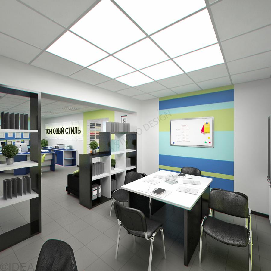 Дизайн студия IDEA интерьер общественный-121