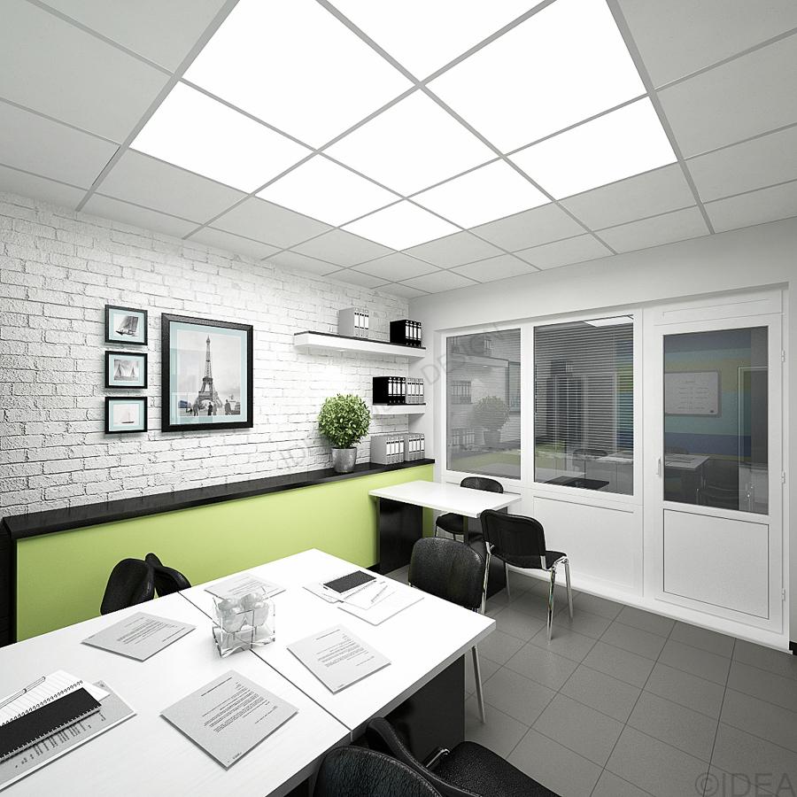 Дизайн студия IDEA интерьер общественный-123