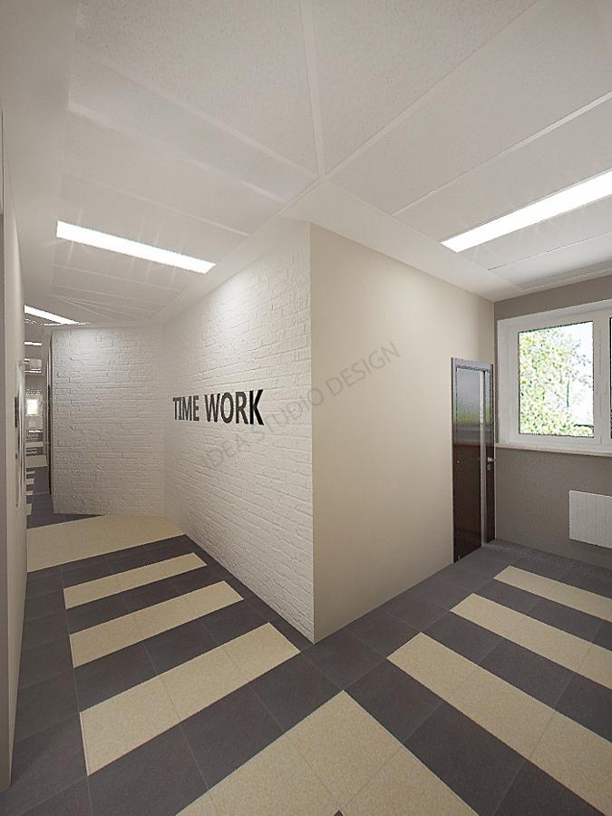 Дизайн студия IDEA интерьер общественный-133