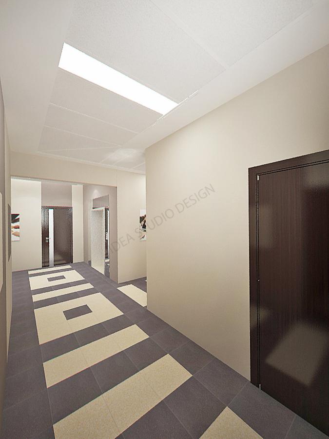 Дизайн студия IDEA интерьер общественный-134