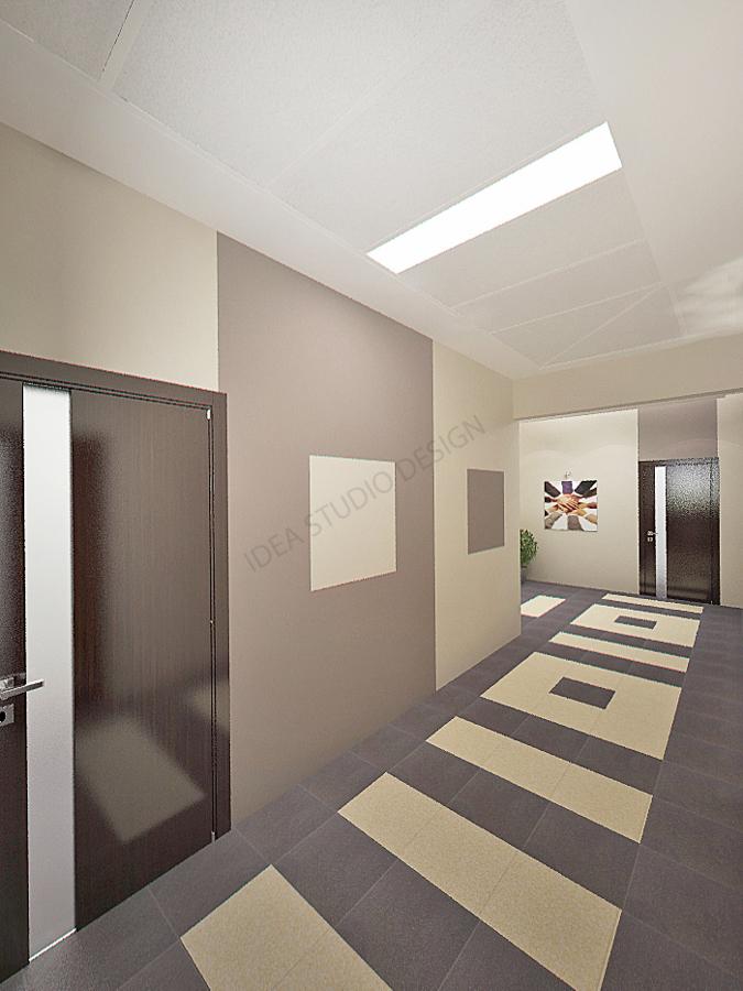 Дизайн студия IDEA интерьер общественный-135