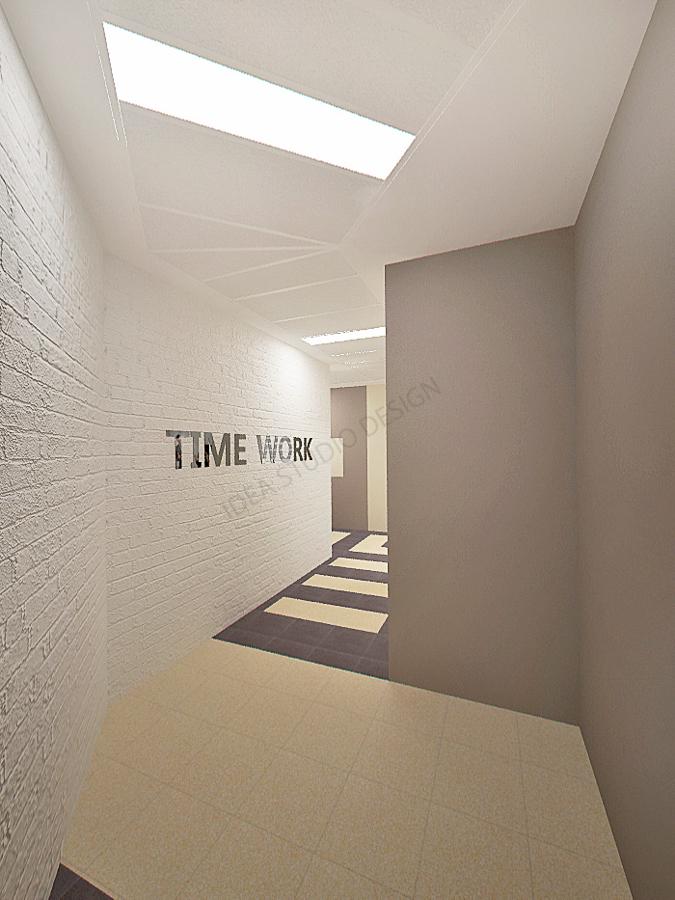 Дизайн студия IDEA интерьер общественный-138